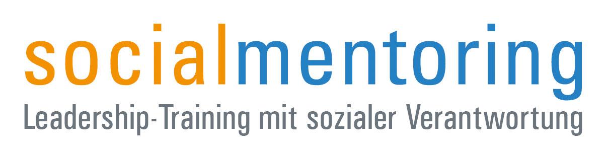 Logo von socialmentoring - dem gesellschaftsverantwortlichen Leadership Training