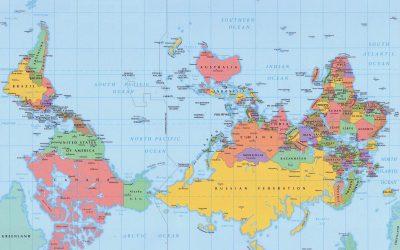 Neue Landkarten